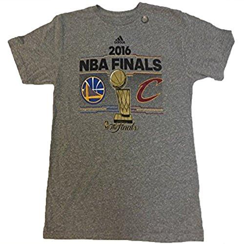 2016Adidas NBA Finals Matchup camiseta adulto Golden State guerreros vs Cleveland Cavaliers raras, Sharp