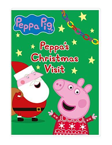 Peppa Pig: Peppa's Christmas Visit [DVD] [2020]
