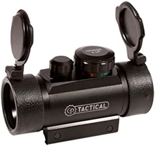 Centerpoint Enclose Reflex Sight Single Dot 30 mmTube with Picatinny Mount, Red/Green