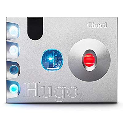 Chord Hugo 2 Transportable DAC Headphone Amplifier