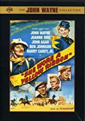 She Wore A Yellow Ribbon - DVD Brand New