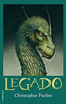 Legado (Ciclo El Legado nº 4) (Spanish Edition) van [Christopher Paolini, Richard Lewis Ferguson, Jorge Rizzo]