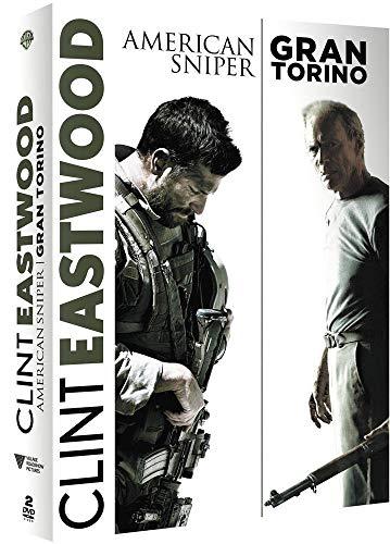American Sniper/Gran Torino (2 Dvd) [Edizione: Francia]