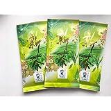 【アマビエシール付】静岡県産新茶(茶草場農法 ) 100gx3パック