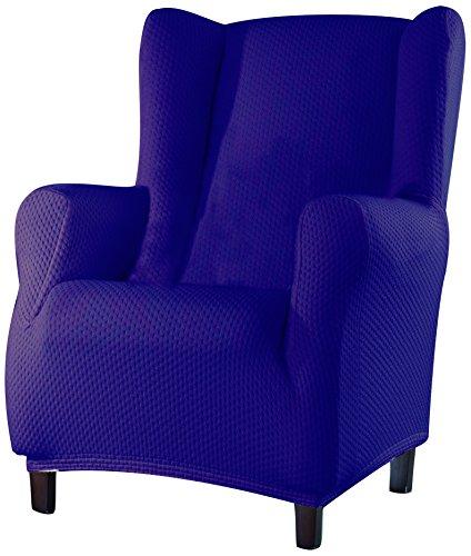 Sucre Sofa Überwurf Ohrensessel Fb. 02-violett