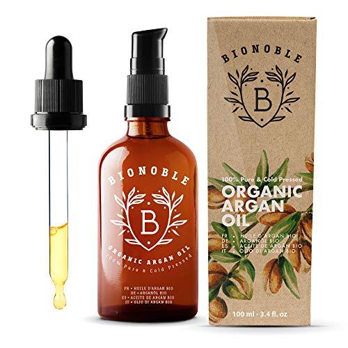Bionoble Olio di Argan Puro 100% Biologico