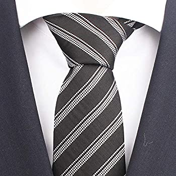 Awesome 360 Men's Classic Business Silk Casual Ties