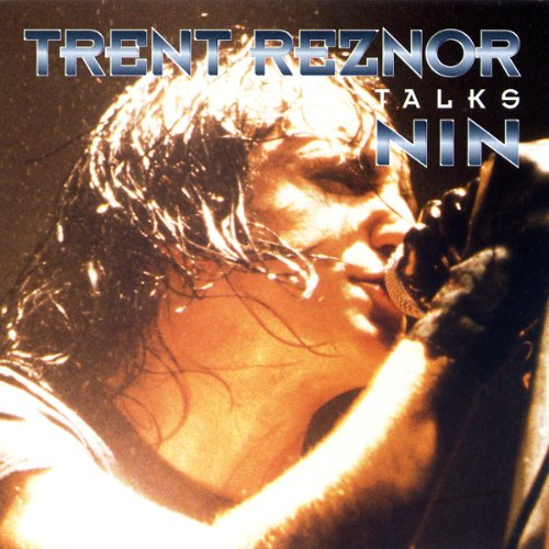 Trent Reznor and Nine Inch Nails audiobook cover art