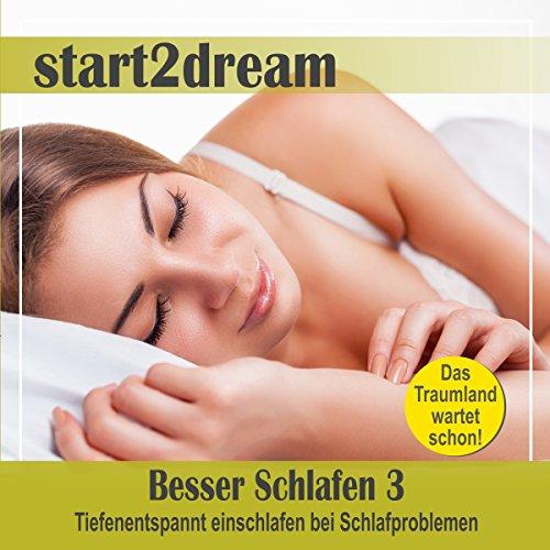 Tiefenentspannt einschlafen bei Schlafproblemen Titelbild