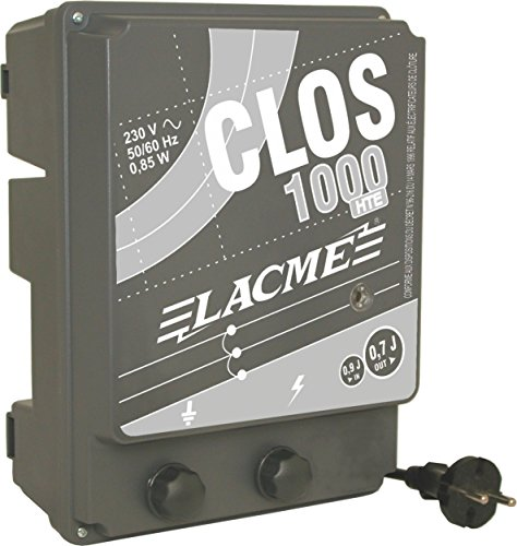 Lacme Weidezaungerät Netzgerät CLOS 1000 HTE