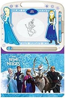 Phidal Disney La Reine des Neiges Écrire et Dessiner, Français, Multicolore