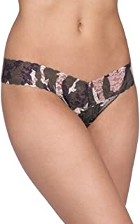Hanky Panky Womens Cabana Stripe Low Rise Thong