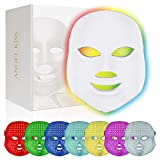 Led Face Mask -Angel Kiss 7 Color Light Therapy...