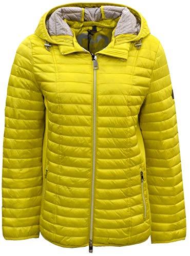 BARBARA LEBEK licht gewatteerde jas in dons-look