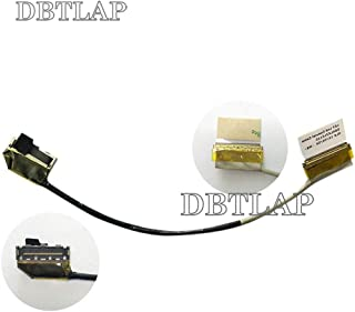 DBTLAP Compatible for IBM Lenovo ThinkPad T400 R400 LCD Screen Video Cable 93P4593 BT No Cam