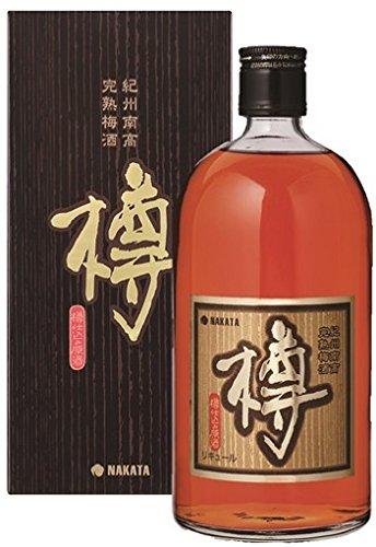 中田食品『紀州南高完熟梅酒 樽』