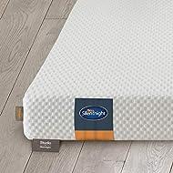 Silentnight Studio Premium Rolled Memory Foam Mattress| Which Best Buy | Medium | Double, White