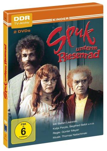 Spuk unterm Riesenrad [2 DVDs]