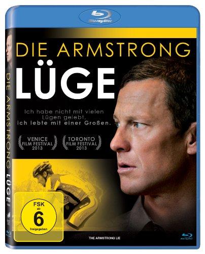 Die Armstrong Lüge (OmU) [Blu-ray]