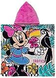 Mickey Mouse Poncho Disney Toalla de baño toalla de playa toalla towel Toucan Tropical Niños Poncho de baño Poncho