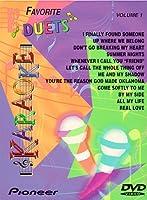 Karaoke / Favorite Duets 1 [DVD]