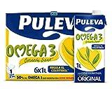 Puleva Omega 3 Leche, 6 x 1L