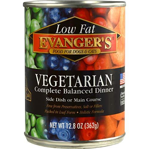 Evanger's Super Premium Low Fat Vegetarian