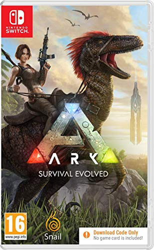 ARK: Survival Evolved (Code in A Box) (Switch) (Nintendo Switch)