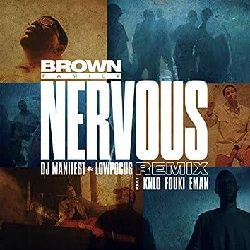 Nervous (feat. Eman, FouKi, KNLO) [DJ Manifest et Low Pocus Remix]