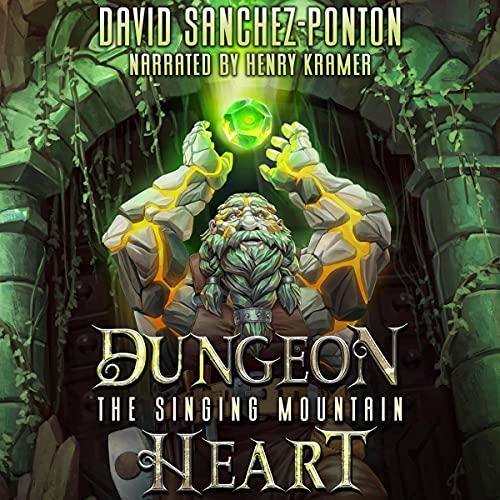 Couverture de Dungeon Heart