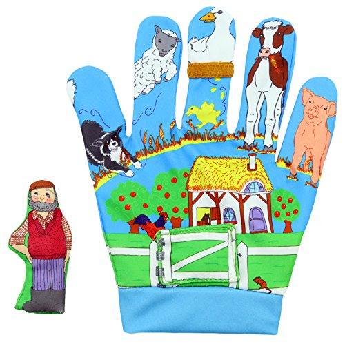 Lieblings Song Mitt Old Macdonald Handschuhe