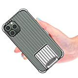14chvily Funda para Apple iPhone 12 Pro Max, resistente a las caídas, funda para teléfono móvil [Diseño en estilo...