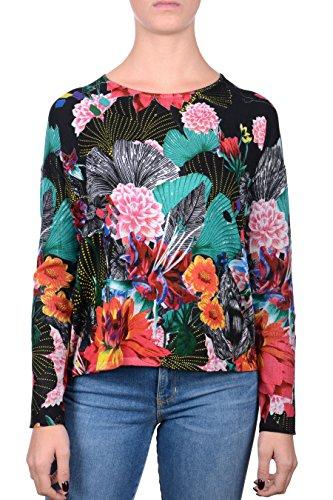 Desigual Jers_Hawai suéter, Negro (Negro 2000), Small para Mujer