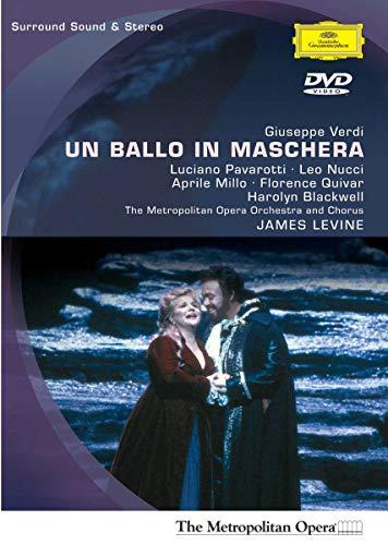 Verdi, Giuseppe - Un ballo in maschera (GA)