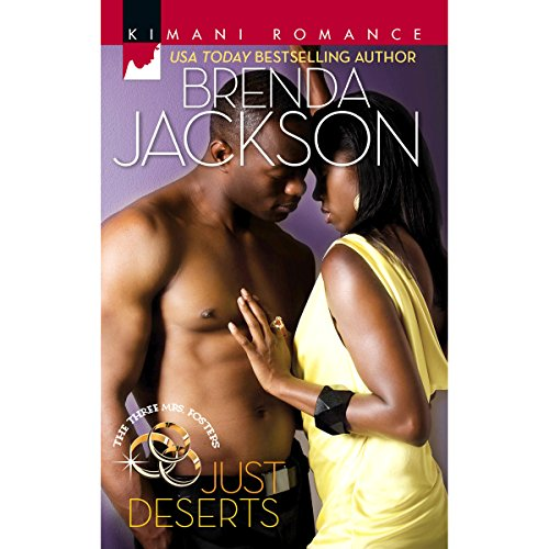 Just Desserts  audiobook cover art