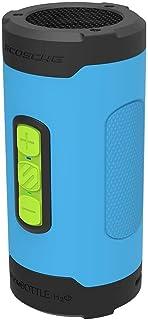 Scosche BoomBottle H2O+ Rugged Waterproof Wireless Speaker Sport Blue