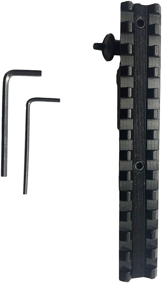 TPO Mauser K98 Rifle 2021 model 7 8 Weaver Slots Sco Base Picatinny Outlet ☆ Free Shipping 13 Rail