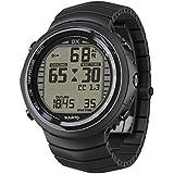 SUUNTO Dx Diving Watch Black Titanium with USB