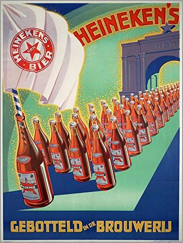 Yilooom Metalen Vintage Heineken Bier Tin Teken Muur Plaque Man Cave Bar 12