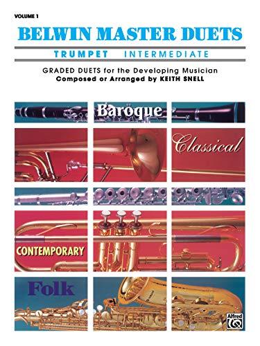 Belwin Master Duets (Trumpet), Vol 1: Intermediate