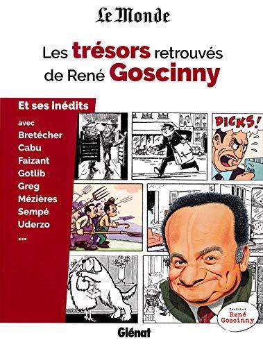 Les trésors retrouvés de René Goscinny