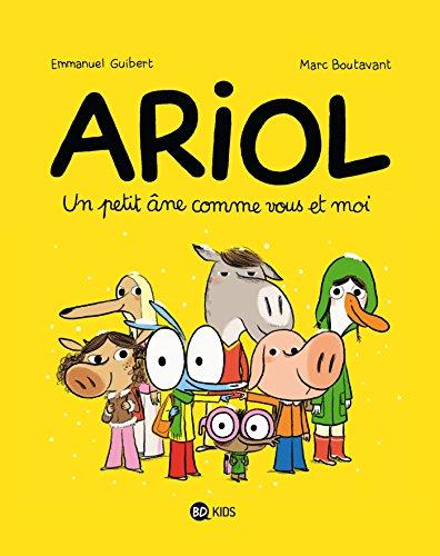 Ariol, Tome 01 : Un petit âne comme vous et moi