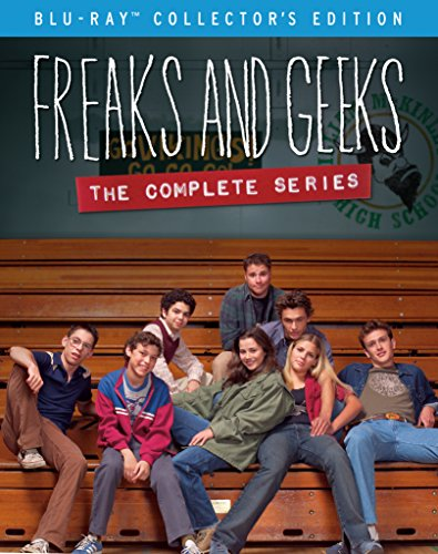 Freaks and Geeks: The Complete Series [Blu-ray]