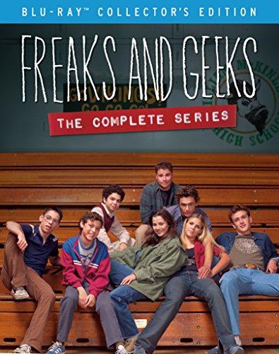 Freaks & Geeks: Complete Series (9 Blu-Ray) [Edizione: Stati Uniti] [Italia] [Blu-ray]