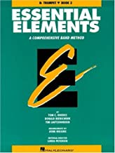 Essential Elements – Book 2.  for Bb Trumpet