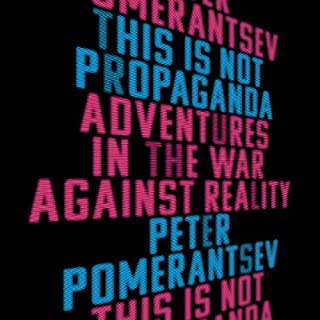 This Is Not Propaganda audiobook cover art