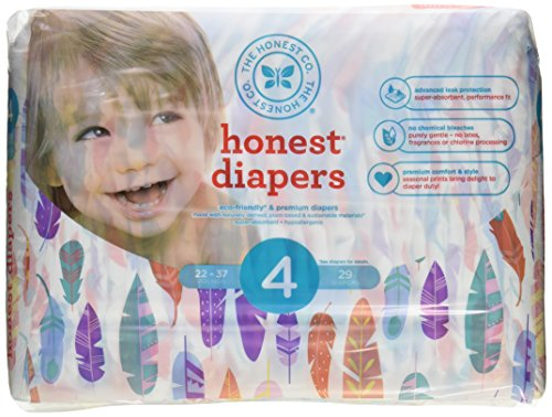 The Honest Disposable Baby Diaper