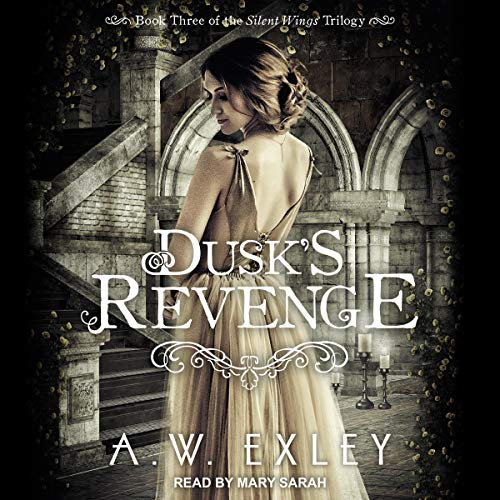 Dusk's Revenge audiobook cover art