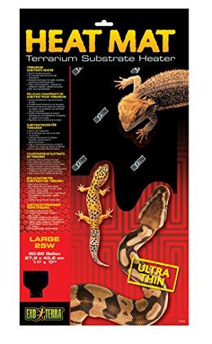 EXO TERRA Exoterra Vivarium Tapis Chauffant pour Reptile 25 W