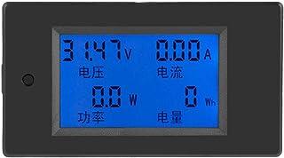 Akozon PEACEFAIR PZEM 031 DC 6,5 100 V LCD Digital Elektrische Energie Energie Spannung Stromzähler aktive power energy Multimeter